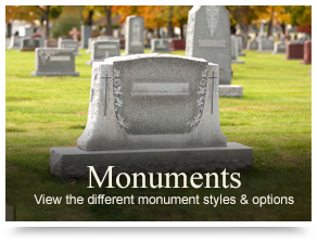 Monuments and Grave Markers